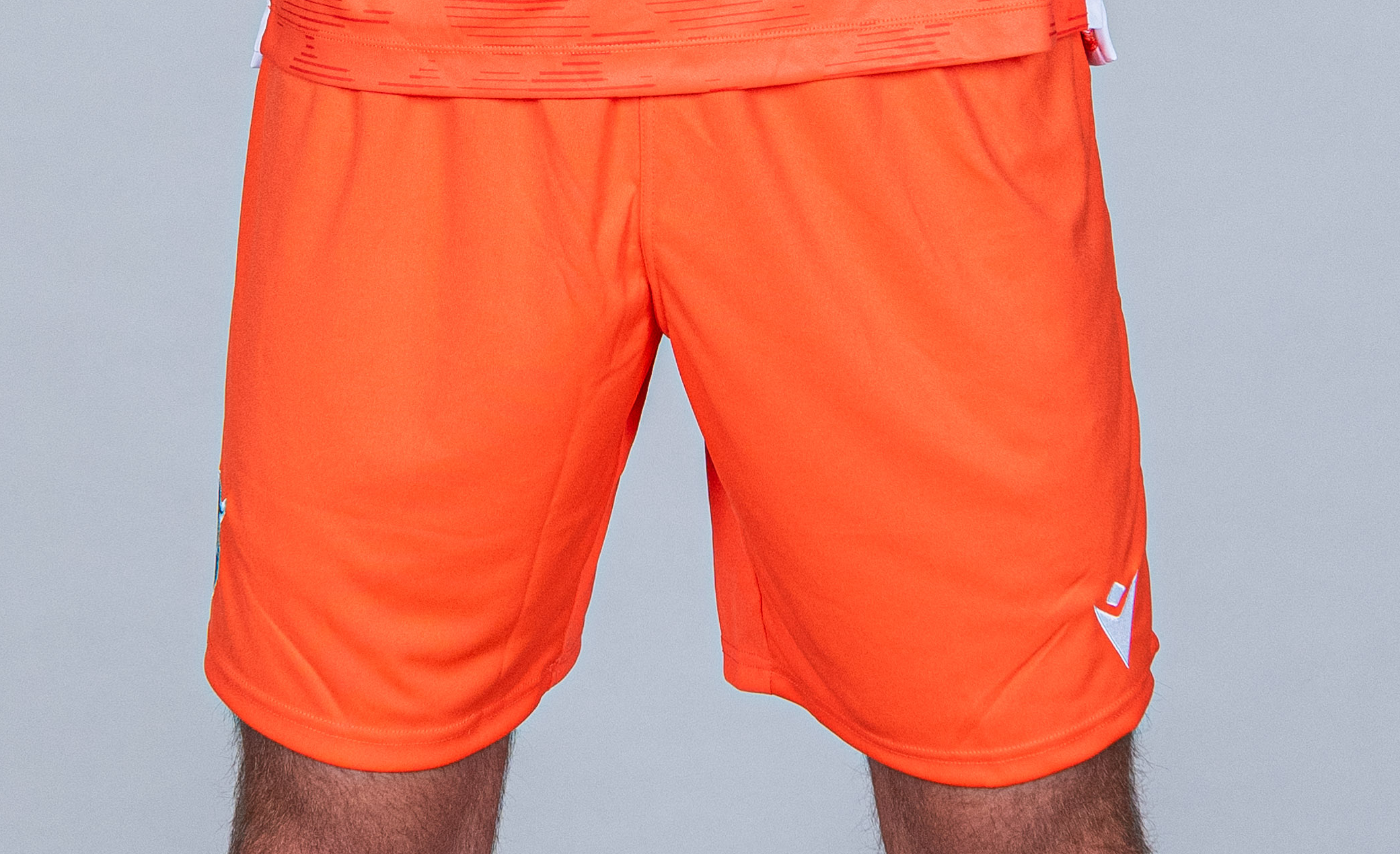 Bristol Rovers Orange Goalkeeper Shorts 2020/21 Adult