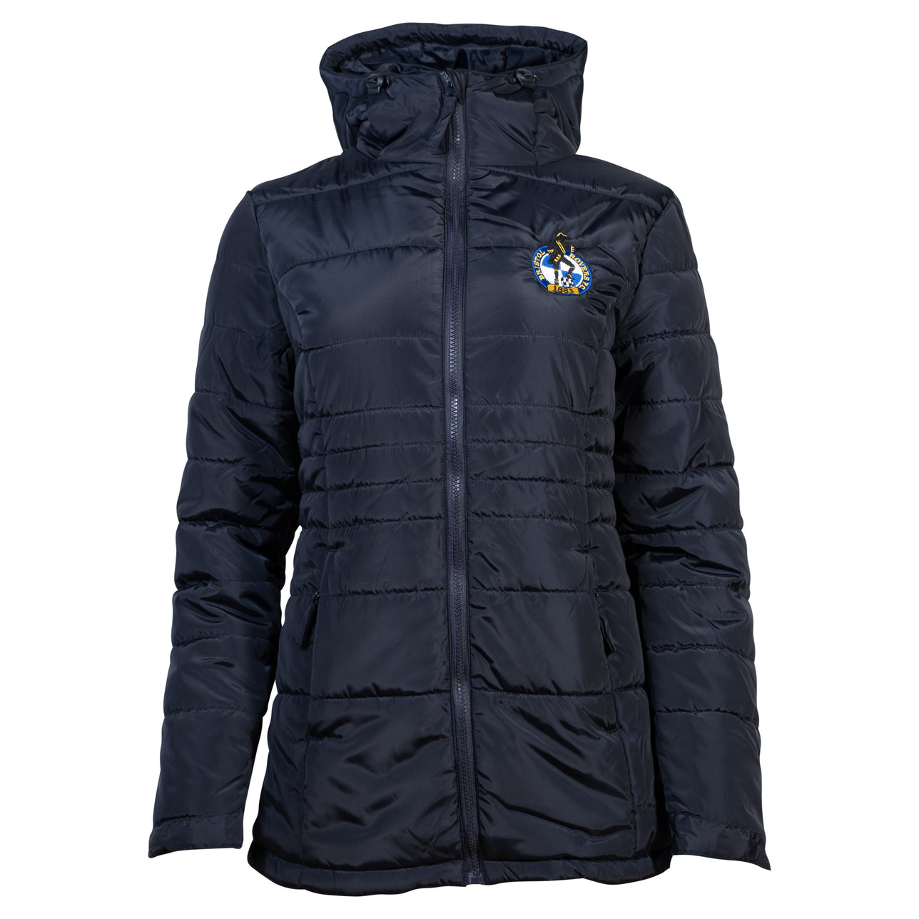 Ladies Bristol Rovers Jacket