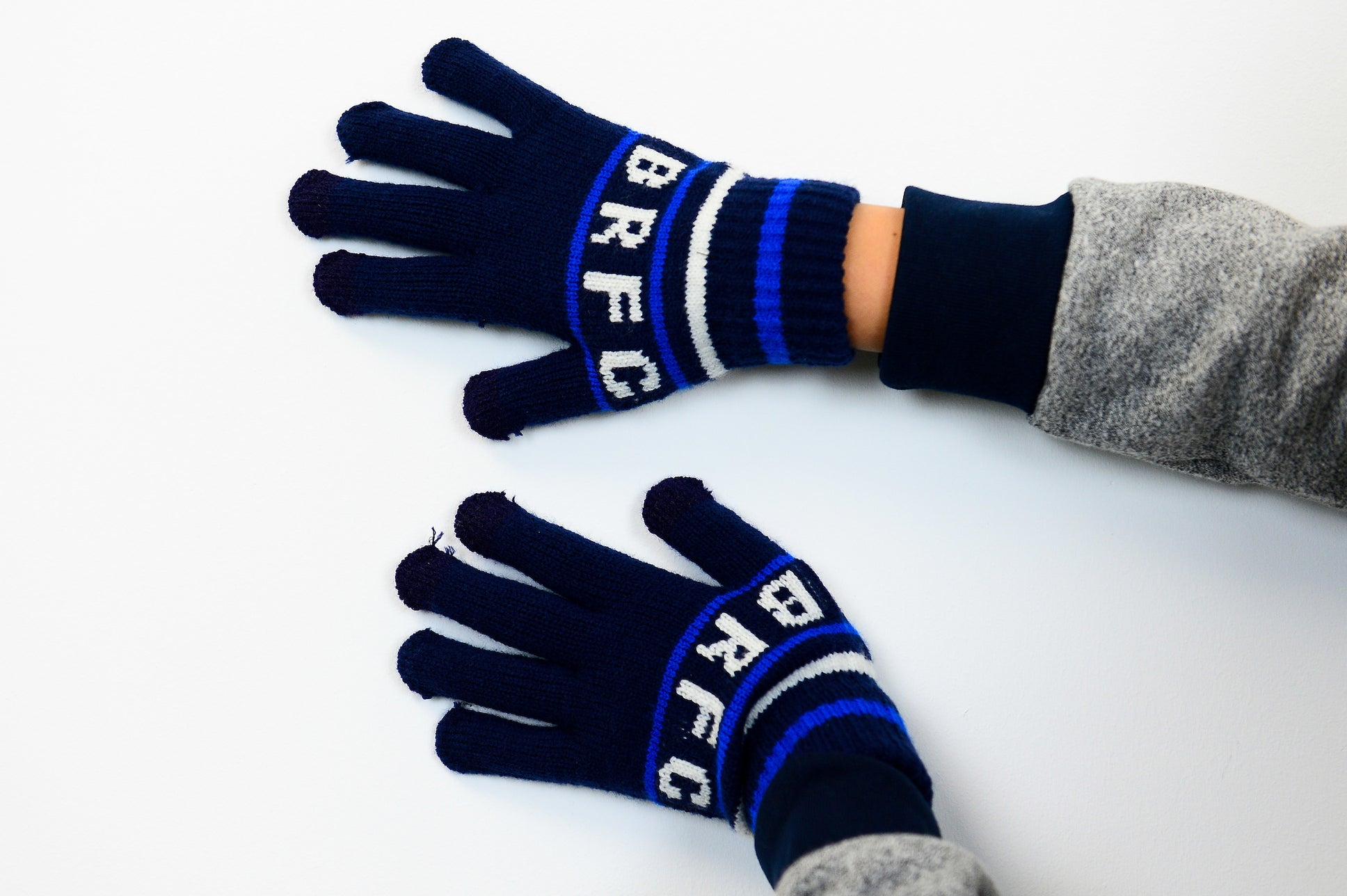 BRFC Touch Screen Kids & Adults Gloves