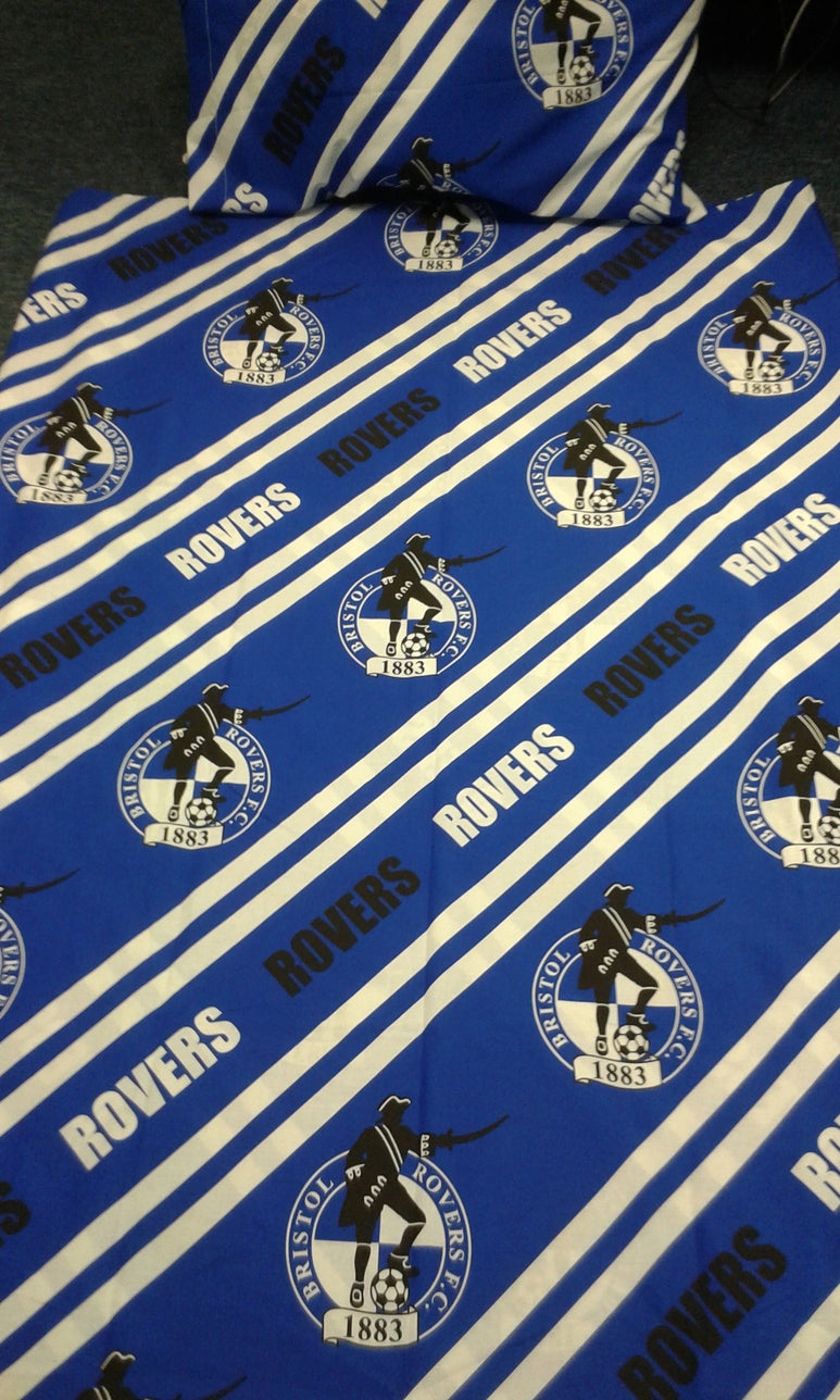 Bristol Rovers duvet FROM