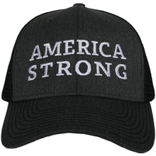 Load image into Gallery viewer, America Strong Men's Trucker Hat