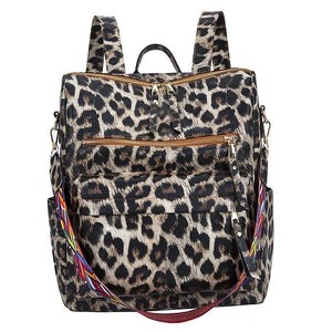 Josie Guitar Strap Backpack