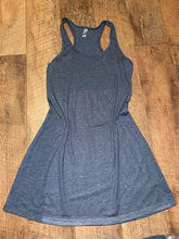 Load image into Gallery viewer, Blue Tank Dress