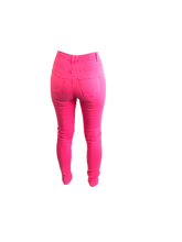 Load image into Gallery viewer, Pink Need Me Neon Jeans