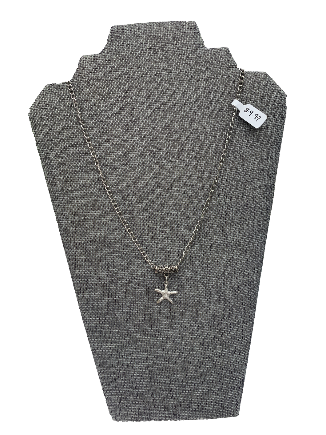 Star Fish Charm Necklace
