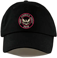 Keep America Great - Seal All Black