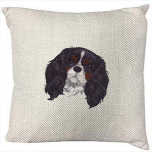 Dog Throw Pillow - Click to Select your Breed!