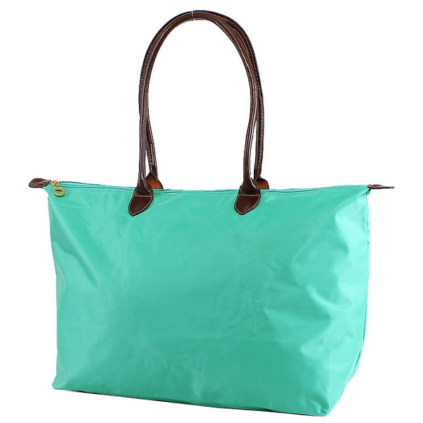 Tourq 16 inch nylon tote bag