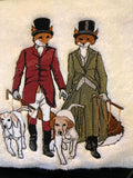 Mr. and Mrs Fox and Hounds