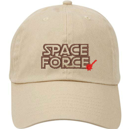 Space Force Hat - Khaki