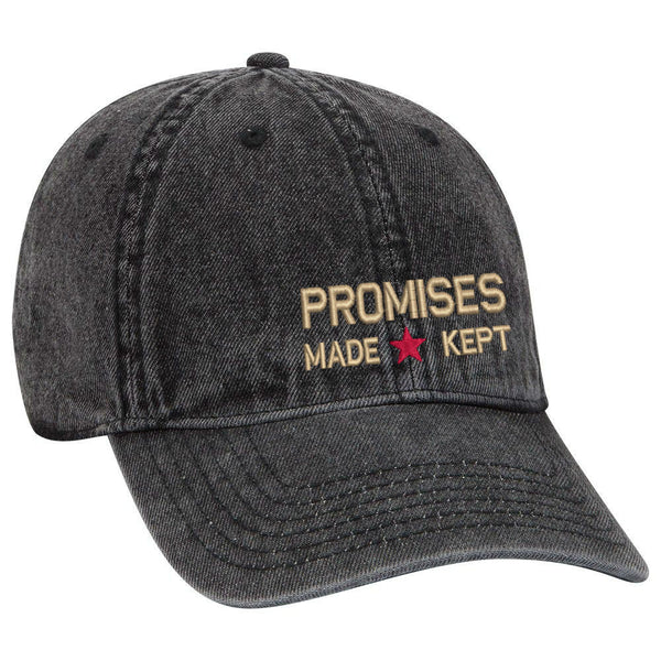 Promises Made, Promises Kept - Gray