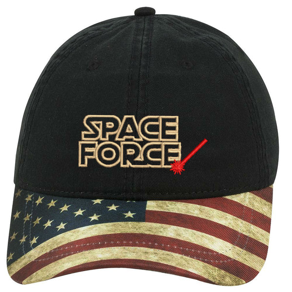 Space Force Hat - Flag