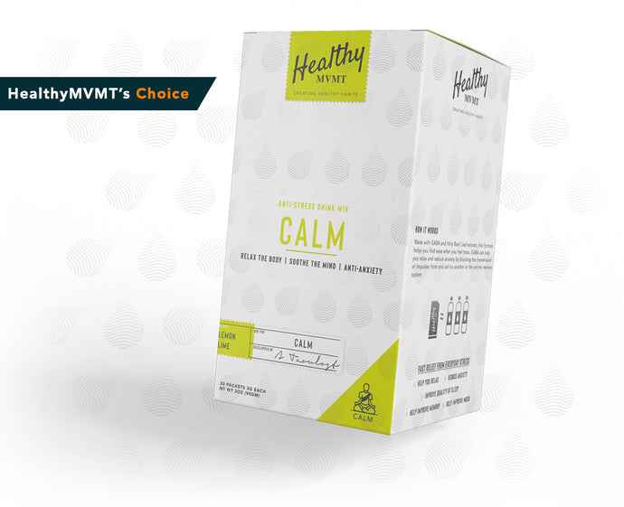 Calm by HealthyMVMT