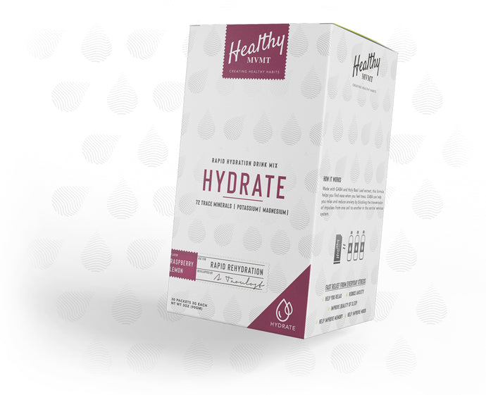 Hydrate by HealthyMVMT