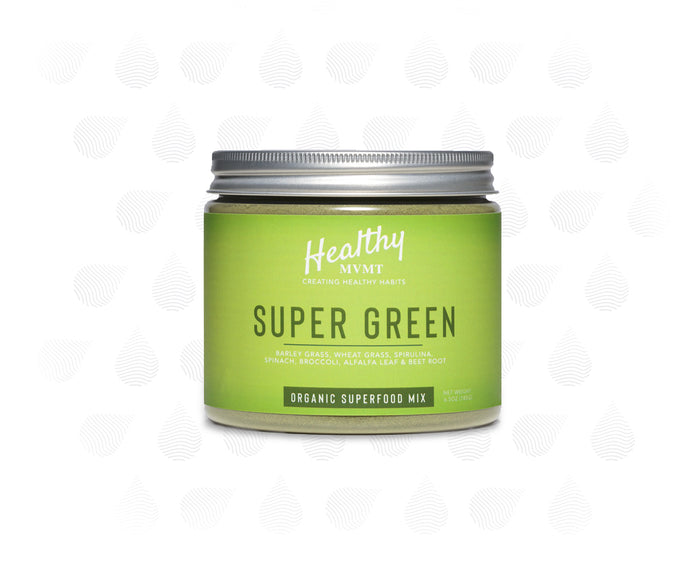 Super Green Mix