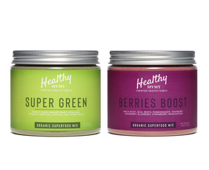 Super Green & Berries Boost Bundle