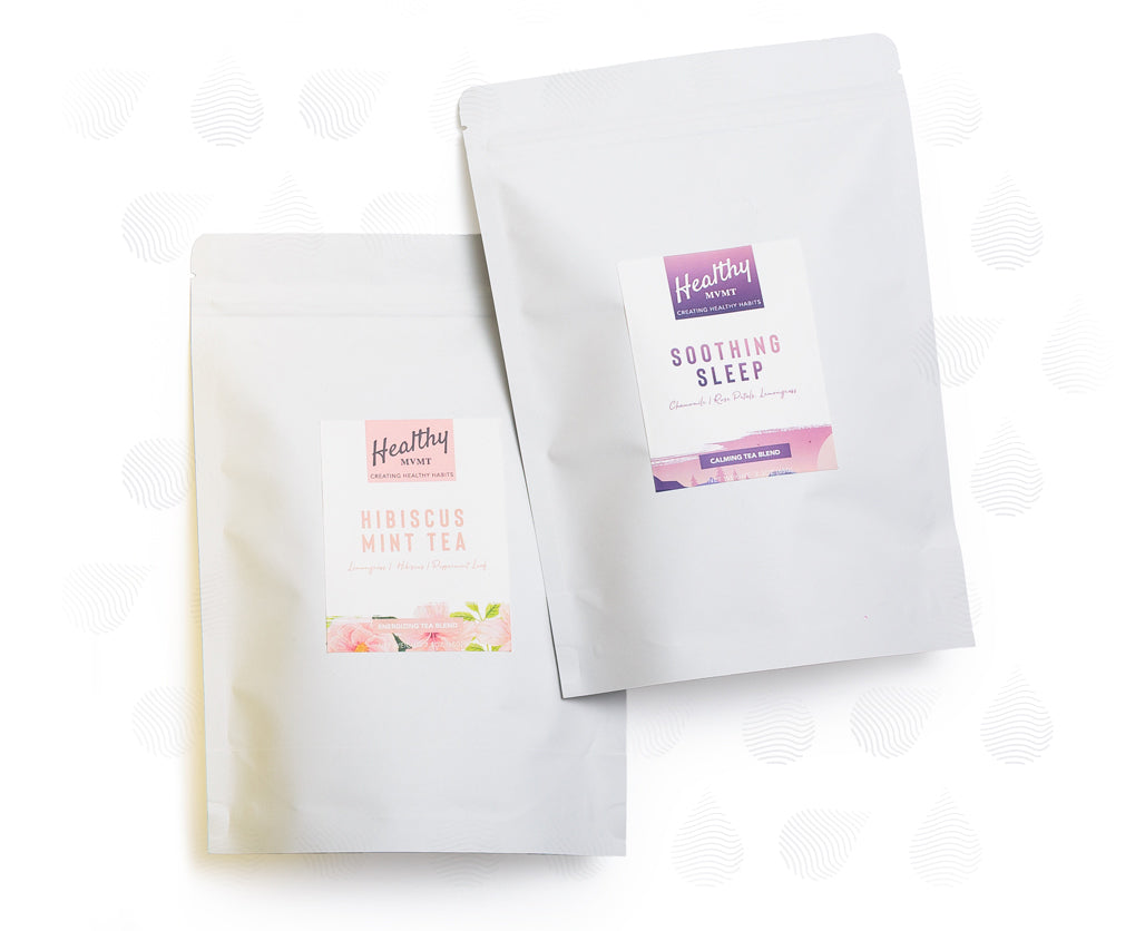 Healthy MVMT Tea Bundle