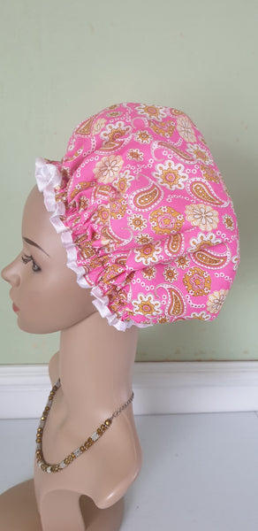 Shower cap,hair care,cowash,hair conditioner,prepoo  hair care