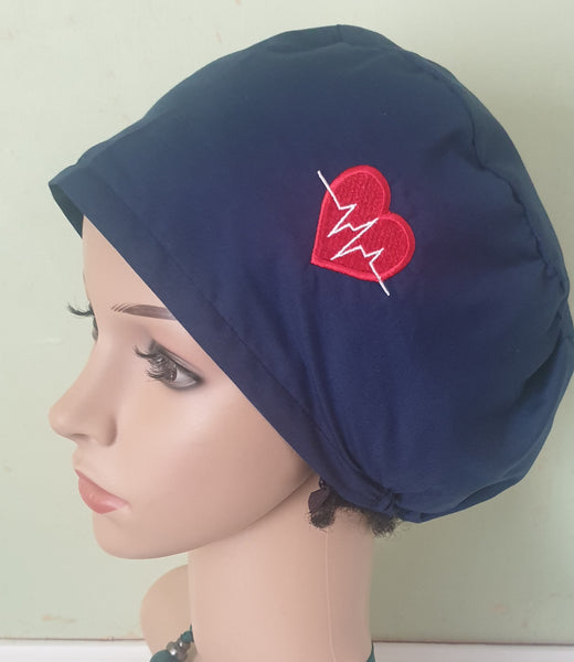 Scrub hat,theatre nurse cap,veterinary,cap,paediatric cap