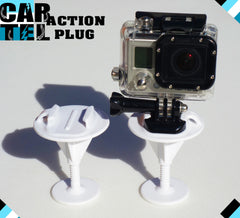 Action Plug for GoPro cameras