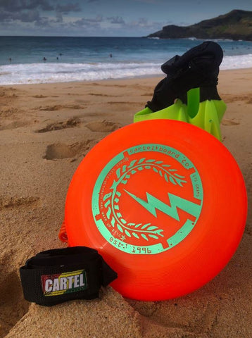Cartel Freestyle / Ultimate Disc and Bodysurfing hand plane