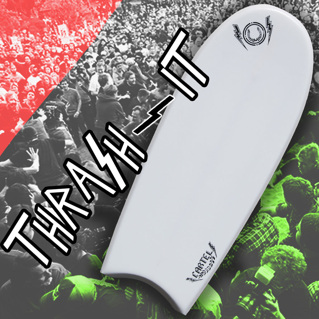 Thrash IT stand up blackball board