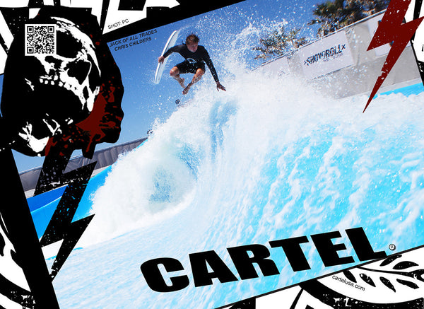 "CARTEL ""BASIC"" FLOWBOARD"