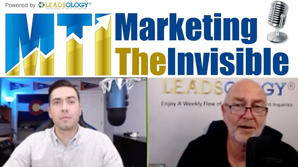 How to Use Facebook Messenger Marketing In Just 7 Minutes with Ian Smith & Tom Poland on Marketing The Invisible Podcast