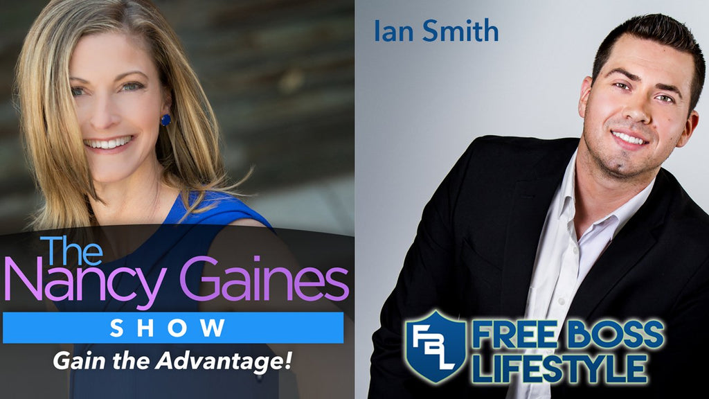 Exploding Your Revenue with Content Marketing Featuring Ian Smith and Nancy Gaines on The Nancy Gaines Show Podcast