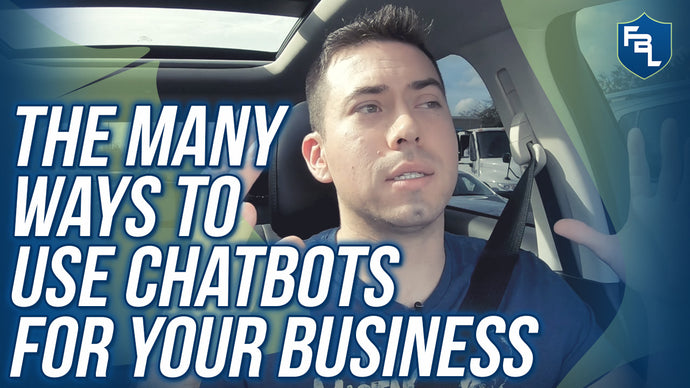How I Use Facebook Messenger & ManyChat For ChatBots