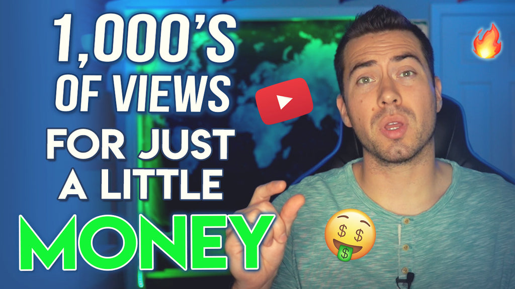 How Small YouTube Channels Can Get Thousands Of Views