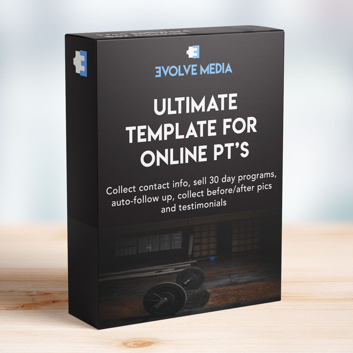 Ultimate Template for Online Personal Trainers