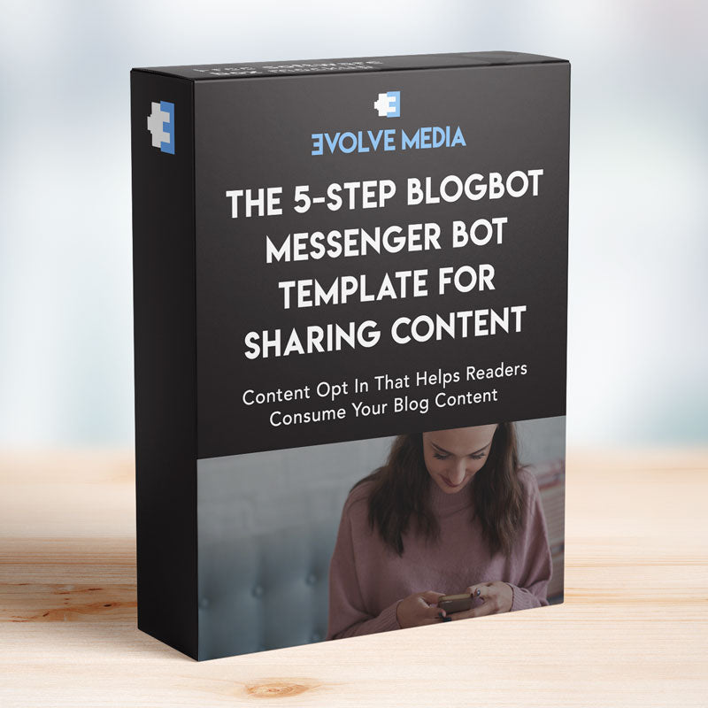 The 5-Step Blogbot for Sharing Content