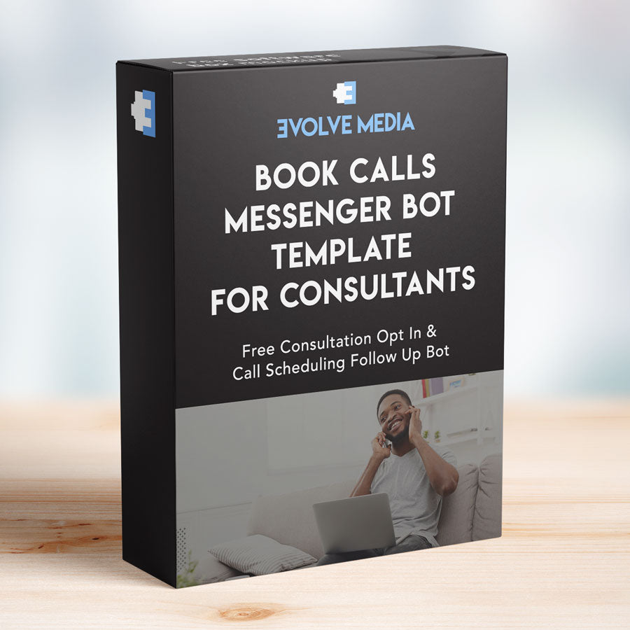 Book Calls Template for Consultants