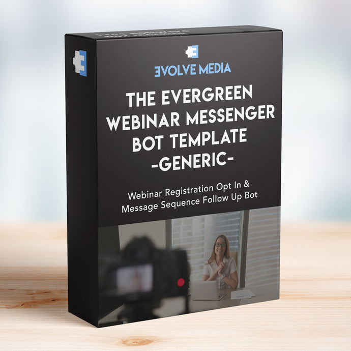 Evergreen Webinar Template