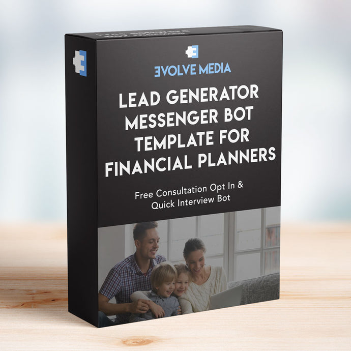 Lead Generator Template for Financial Planners