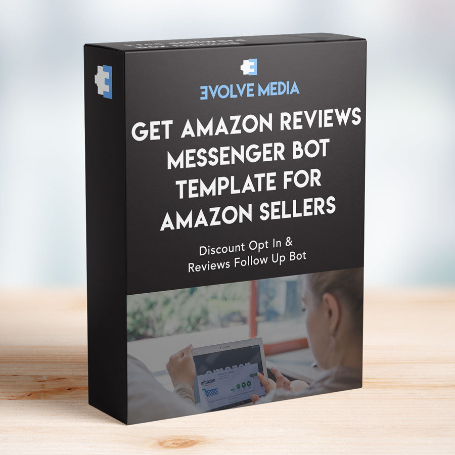 Amazon Seller Reviews Template for Amazon Sellers