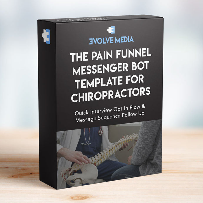 Pain Funnel Template for Chiropractors