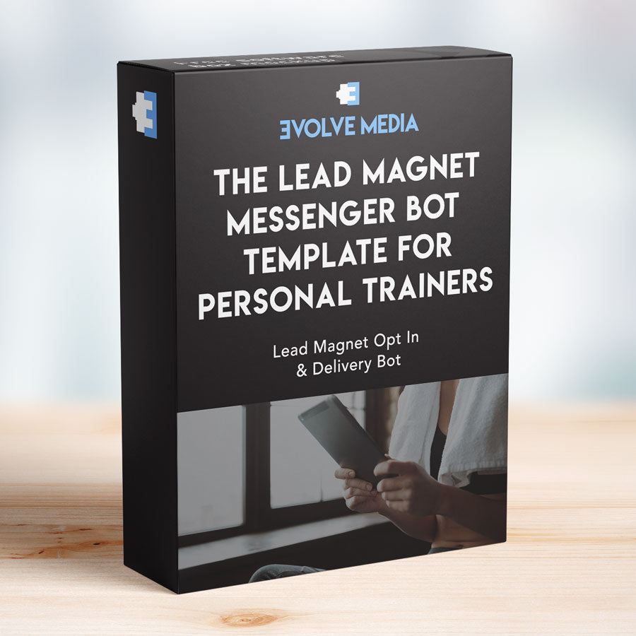 Lead Magnet Template for Personal Trainers