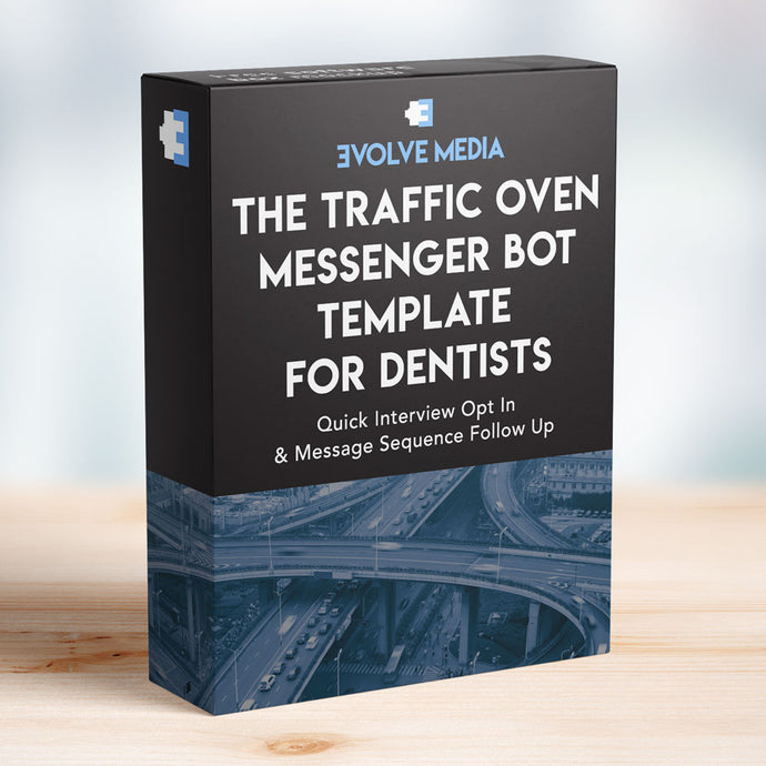 Traffic Oven Template for Dentists