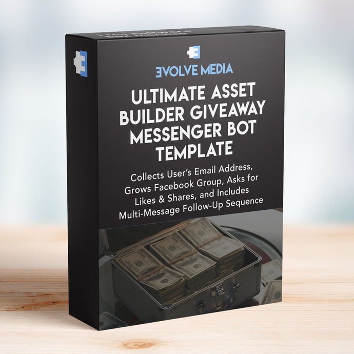 Ultimate Asset Builder Giveaway Template