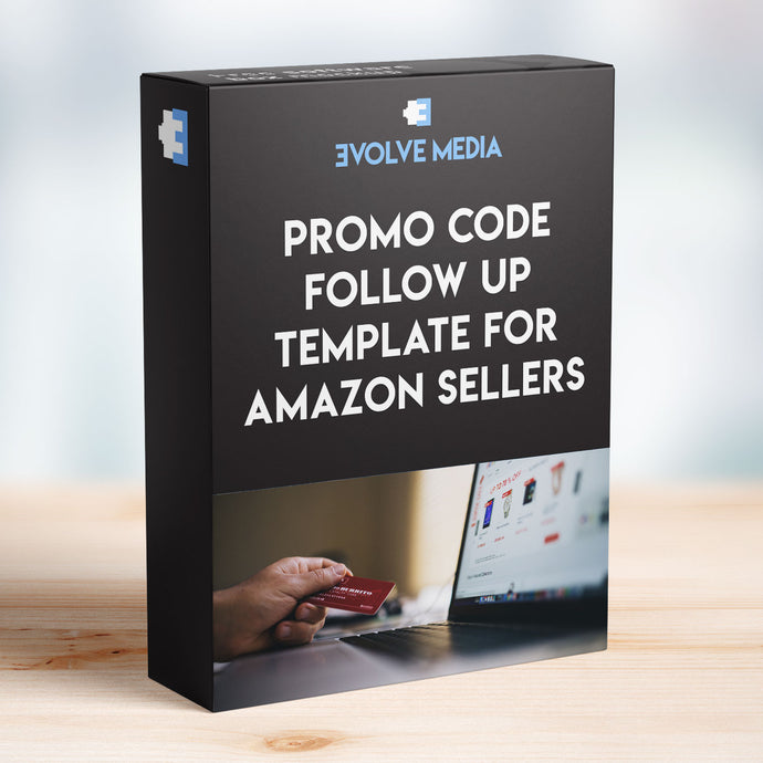 Promo Code Follow Up Template