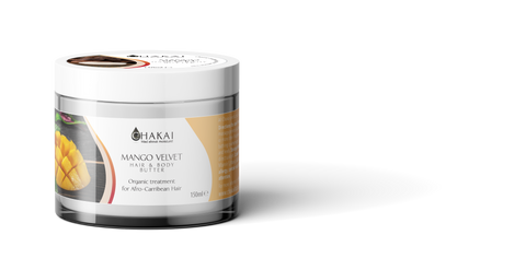 Mango - Velvet Hair & Body Butter- limited time 250ml for the price of  150ml!