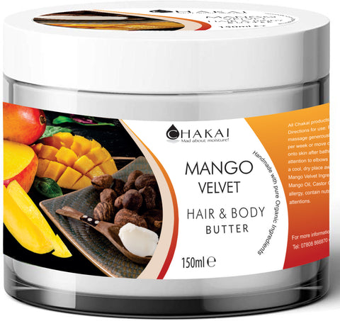 Mango - Velvet Hair & Body Butter