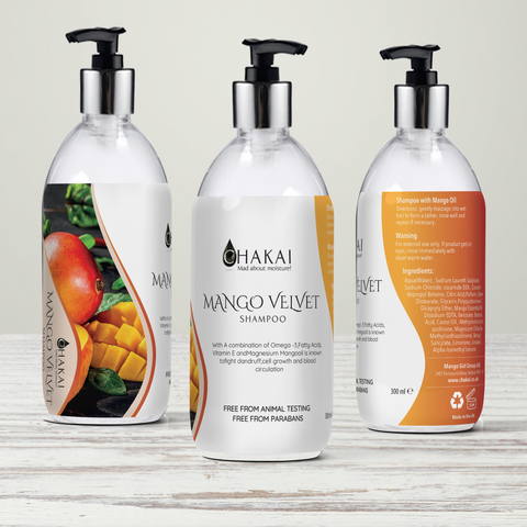 Chakai Mango Velvet Conditioner