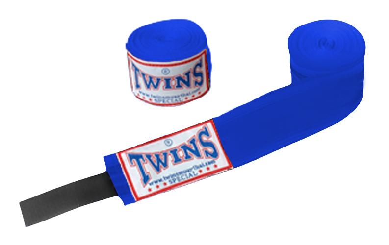 Twins Handwraps- Blue