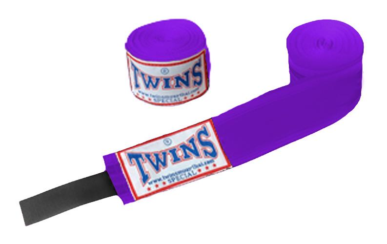 Twins Handwraps- Purple