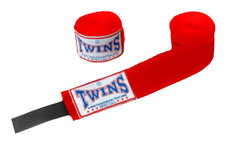 Twins Handwraps- Red