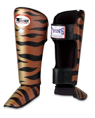 Twins Payak Shin Guards- Premium Leather