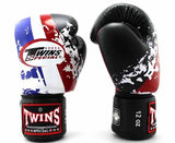 Twins Thailand Signature Boxing Gloves - Velcro Wrist - Image 2